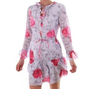 Ted Baker Eriin Babylon Ruffle Dress 1 Small 4